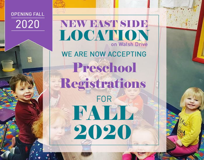 New Eastside Kids Works Location